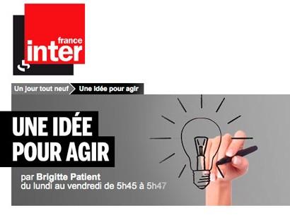 France-Inter - Une idée pour agir