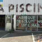 actus de la Piscine en avril, vidéo